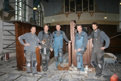 Ons team in de Dorpskerk